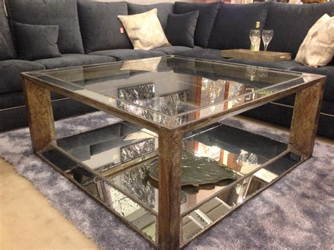 Coffee Table Trays Mirrored Coffee Table Tray Roy Home Design