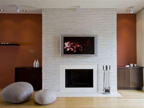 Modern Fireplace Tv by Serenity In Design November 2010