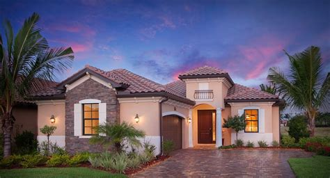 eagles executive homes new home community naples