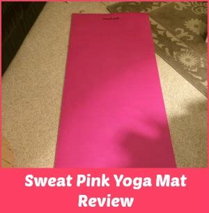 pilates mats reviews sweat pink mat review