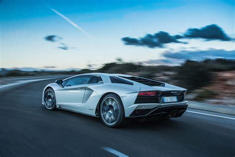 aventador s 2018 2018 lamborghini aventador s drive review