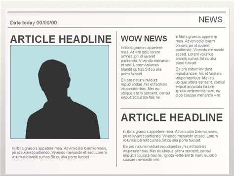 does docs templates easy to edit doc editable newspaper template to