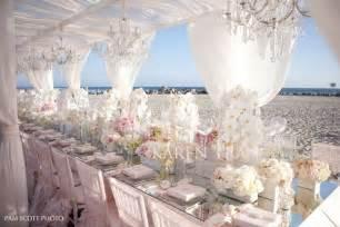 Blush Chair Sashes Bn Wedding D 233 Cor Outdoor Wedding Receptions Bellanaija