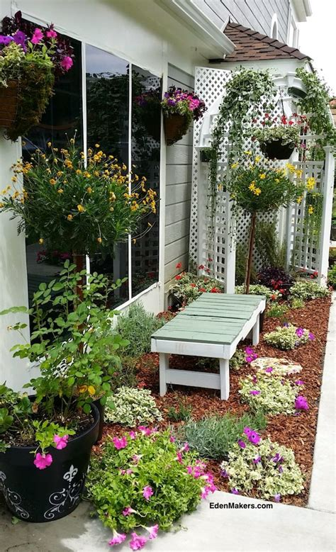 Narrow Garden Ideas Narrow Garden Bench Images Small Garden Ideas With Decking Backyard Deck Design Is A Part