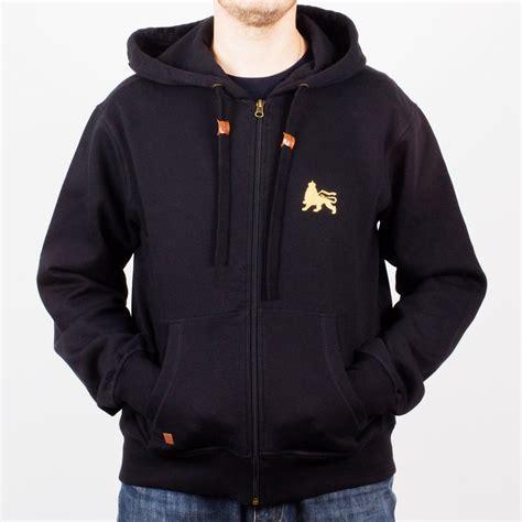 Zip Hoodie Chion Big C s 187 hoodies sweats 187 nuff respekt zip hoodie dublion black nuff respekt roots