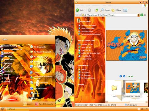 download themes naruto untuk windows 7 download naruto theme for windows xp free grtricks free
