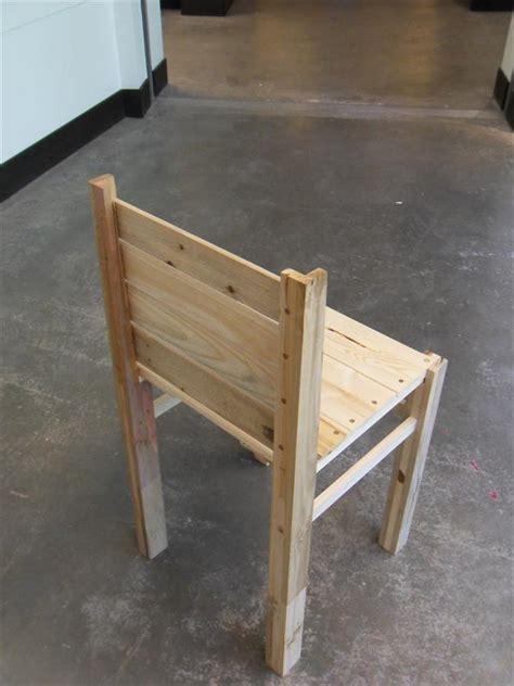 Pallet Chair Plans by Diy Pallet Chair Design Pallet Furniture Plans