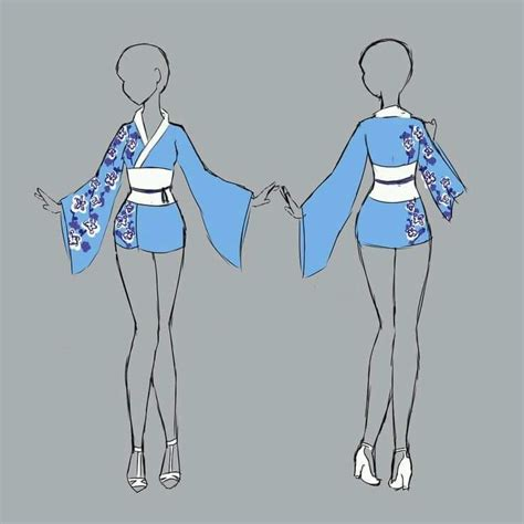 design clothes drawing pin by allicat314 on anime outfits pinterest drawings
