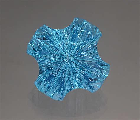 Sherry Topaz 15 16 Ct rock cut gemstones
