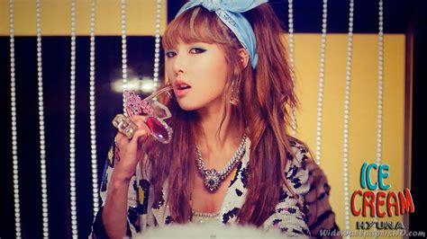 hyuna tattoo ice cream kim hyuna super kawaii love