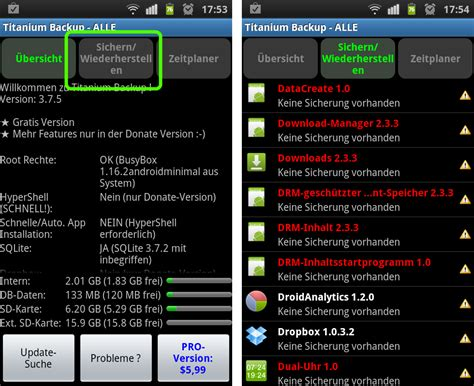titanium backup apk titanium backup pro root apk v7 5 0 modaco patched