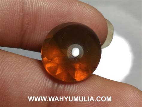 Batu Akik Opal Orange batu opal reddish orange wonogiri kode 458 wahyu