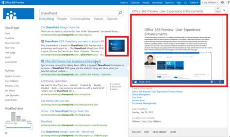 Sharepoint Search Document Preview In Search Result Sharepoint 2013 Is Not Working Sharepoint Stack