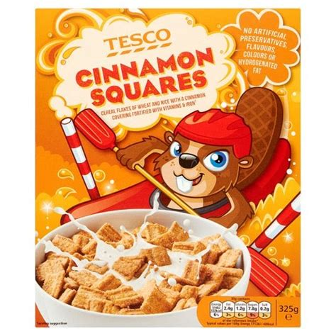 a review a day today s review not a review a day today s review tesco cinnamon squares