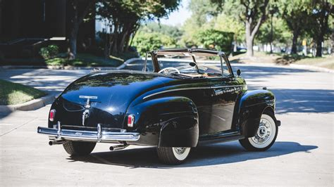 1941 ford convertible 1941 ford deluxe convertible s135 1 dallas 2016