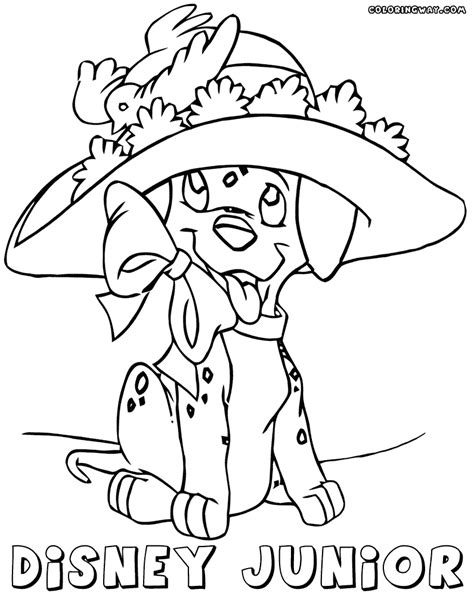 coloring pages disney jr disney junior coloring pages coloring pages to