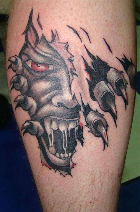 bum tattoos for men 49 tremendous skull tattoos creativefan