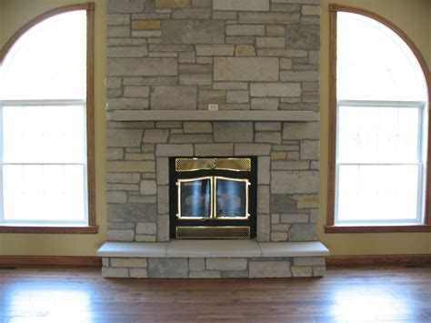 covering fireplace decorations covering brick fireplace with stone veneer