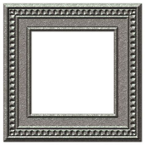 Frame Bpro metallic frames in photoshop psd and png formats frames