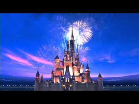 Disney Castle Intro Youtube Disney Intro