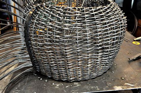 weaving pattern in welding a new way of weaving leslie tharp