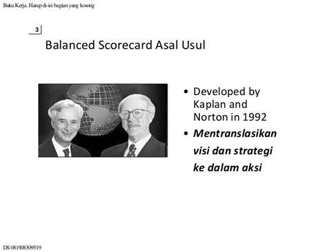 contoh long biography balanced scorecard contoh