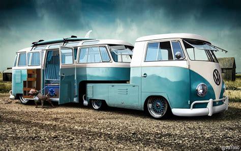Volkswagen Caravan by Custom Kombi Ute And Converted Kombi Caravan Caravans