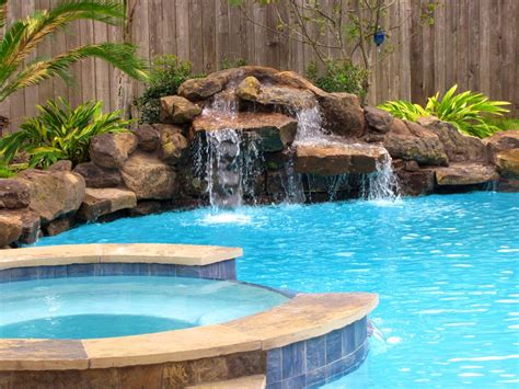 backyard pools with waterfalls luxury pools with waterfalls backyard design ideas nurani