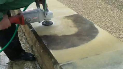 Steine Polieren Youtube by Sandstein Schleifen Polieren Und Impr 228 Gnieren Youtube