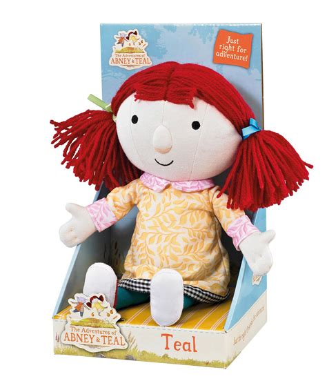 rag n doll abney teal toys and giveaway by baby