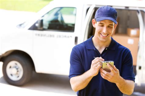 Delivery Driver by Buntingford Centre