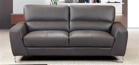 Sofa Vantage vantage 3 seater espresso brown leather sofa sofashop