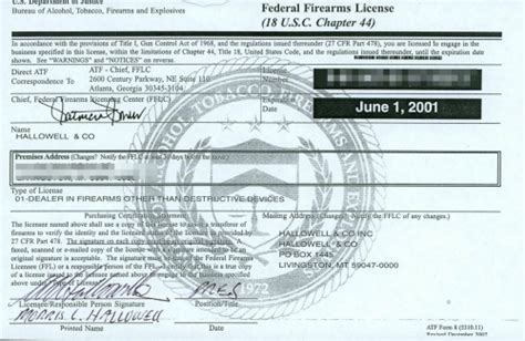 Testimonials 2013 Firearm License a federal firearms license what can it do for you gunssavelife gunssavelife