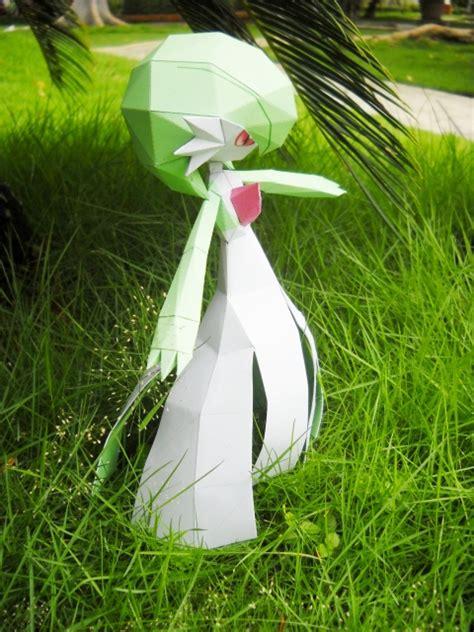 Gardevoir Papercraft - gardevoir by toshikun on deviantart