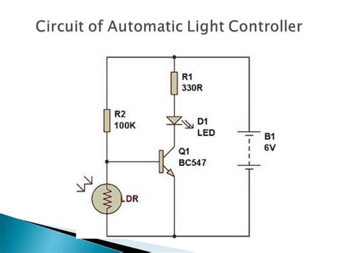 automatic lights automatic light controller