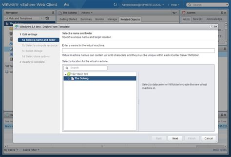 vmware template how to create a template from a vm on vmware vsphere
