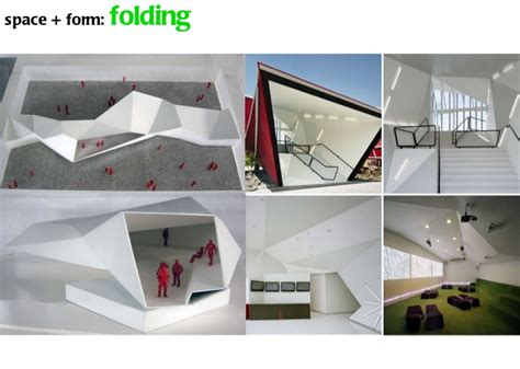 design form architects folded architecture home design