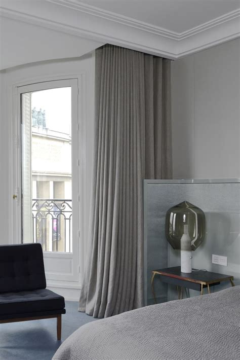 curtains for window against wall 1000 ideas about wall curtains on pinterest curtains