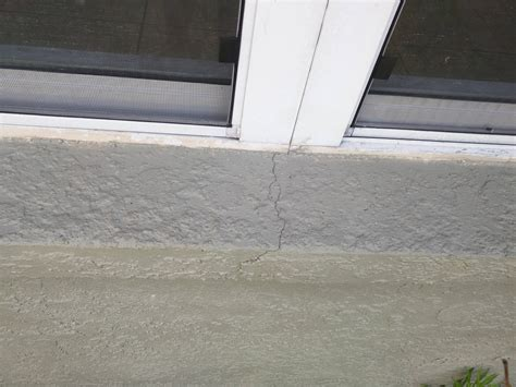 Fix Window Sill Repair How To Properly Fix These Cracks In Exterior