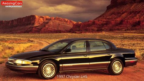 buy car manuals 1996 chrysler lhs on board diagnostic system 1997 chrysler lhs youtube