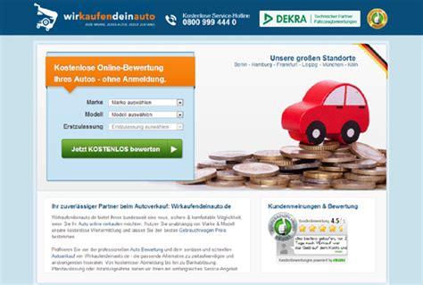 Wir Kaufen Dein Auto Werbung Nervt by 3 Neue Deals Wir Kaufen Dein Auto Returbo Tagwerk