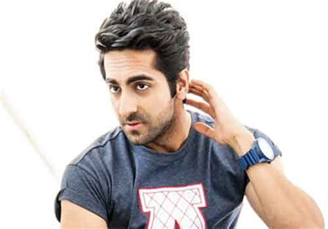 ayushman hairstyle ayushmann khurrana i ll become better in looks with age