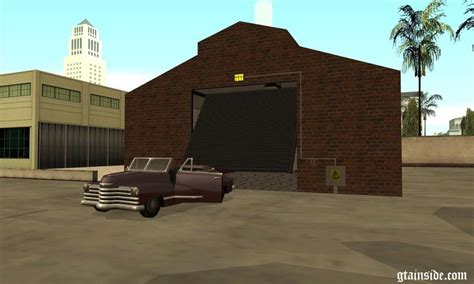 San Andreas Mod Garage by Gta San Andreas Bence S Garage V1 1 Mod Gtainside