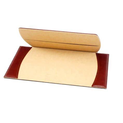 sottomano scrivania pelle sottomano da scrivania in pelle a ribalta maruse