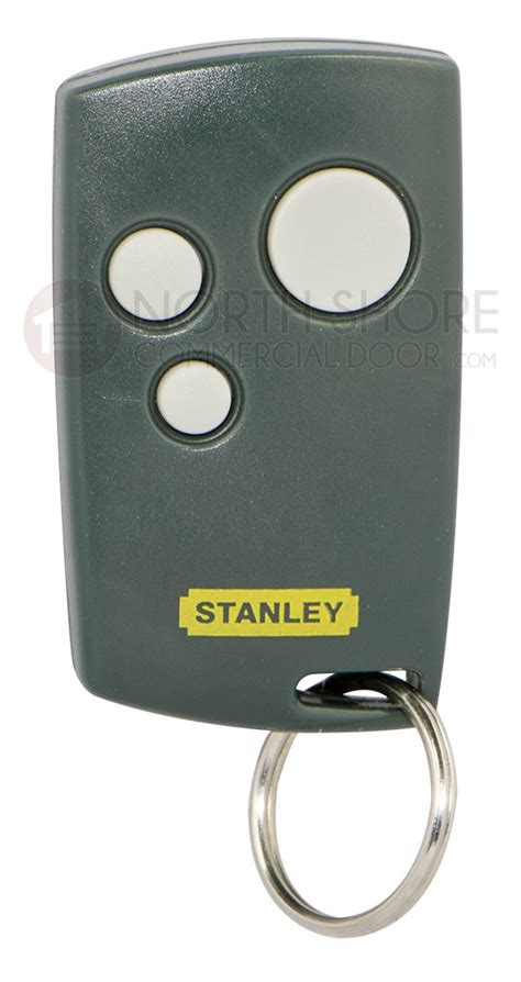Stanley Securecode Garage Door Opener Manual Stanley 370 3352 Securecode Mini Remote 310 Mhz