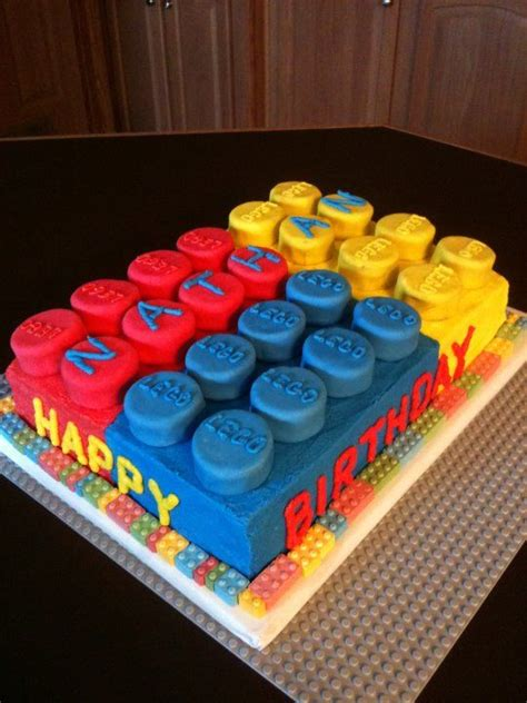 happy birthday lego design 271 best images about lego birthday cakes on pinterest