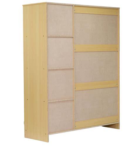 Beech Wardrobe - three door wardrobe in beech finish by mintwud by mintwud