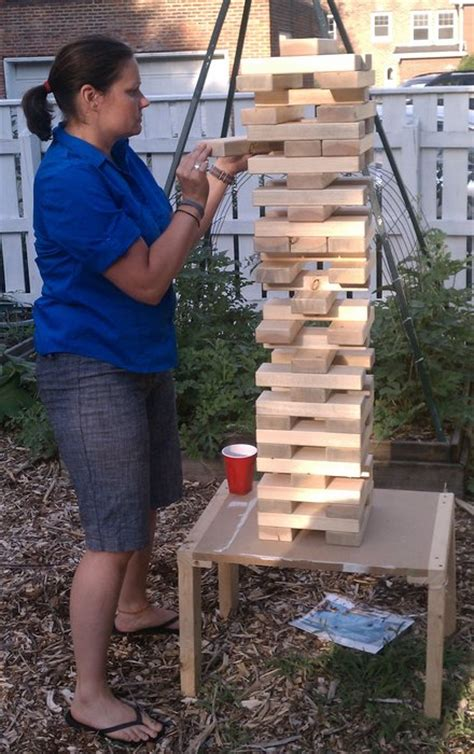 backyard jenga set by ayryq lumberjocks