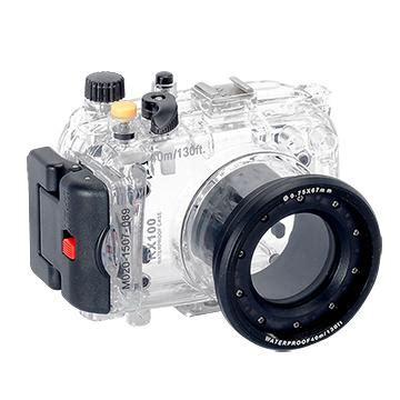 Kamera Sony Rx100m4 kamera for sony dsc rx100 潛水殼 黑 for dsc rx100 快3網路商城 燦坤實體守護