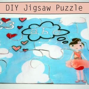 How To Make A Puzzle Out Of Paper - make jigsaw puzzle
